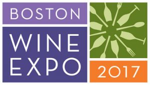 Boston Wine Expo 2017 Logo